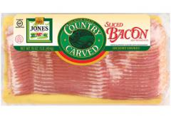 Bacon, Sliced, Regular, 1 lb.