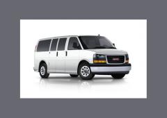"2012 GMC Savana Passenger RWD 3500 155"""