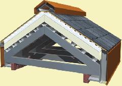 Techni-Flo™ RV (ridge vent)