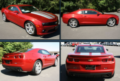2012 Chevrolet Camaro 1SS Coupe Vehicle
