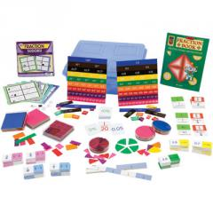 Math Kit, Middle School Fraction