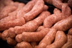 Hot Italian Sausage Link