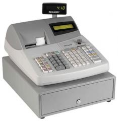 Sharp ER-A410 Commercial Cash Register Systems