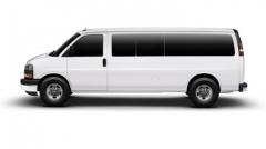 2012 GMC Savana Passenger 3500 Extended Wheelbase