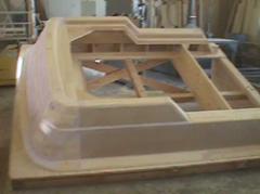 Fiberglass molds