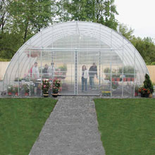Clear View Greenhouse