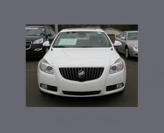 2012 Buick Regal Premium II Sedan Vehicle