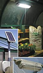 Solar Greenhouse Light