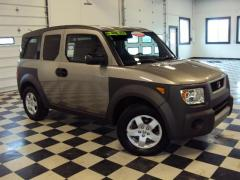 2005 Honda Element EX Car