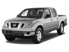2012 Nissan Frontier SV Pick-Up