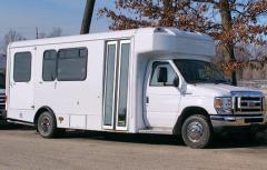 Minibus Shuttle and Paratransit Buses