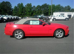 2013 Ford Mustang 2dr Conv GT Vehicle