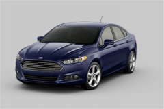 2013 Ford Fusion SE Vehicle