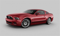 2013 Ford Mustang Coupe V6 Premium Vehicle