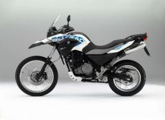 BMW G650GS Sertao Motorcycle