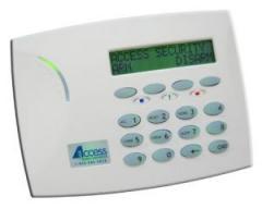 Commercial Burglar Alarm System
