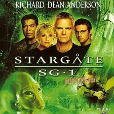 CDs : Audio Drama : Stargate SG-1