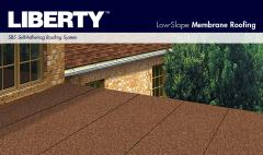 Liberty™ SBS Self-Adhering Roofing System