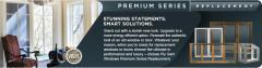 Premium Series Replacement Windows