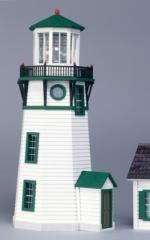 Finished 1/2 Scale New England Lighthouse