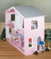 Playhouse QuickBuild™ Dollhouse Kit