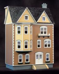East Side Townhouse Dollhouse Kit