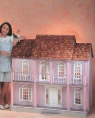 Playscale® Estate Dollhouse Kit