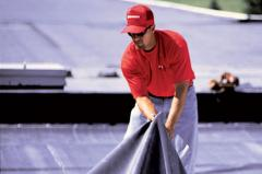 EPDM Pre-Taped Membranes