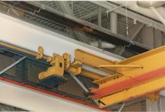 Patented Track Cranes