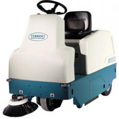 Battery Rider Sweeper Tennant Model 6100