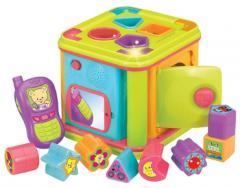 Music & Lights Activity Cube #25100