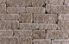 Buff Weathered Mosaic Stones
