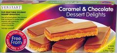 Sunstart Caramel & Chocolate Dessert