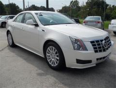 2013 Cadillac CTS Sedan 3.0L V6 RWD Luxury Vehicle