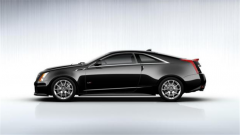 2012 Cadillac CTS-V Coupe Vehicle