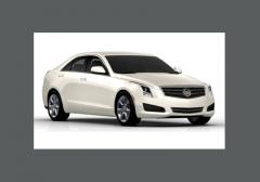 2013 Cadillac ATS 3.6L V6 RWD Premium Vehicle
