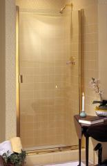 Paragon Frameless Hinge Shower Doors
