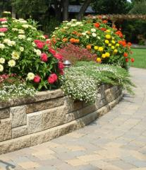 AB® Collection Retaining Wall