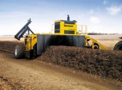 CT514 Compost Turner