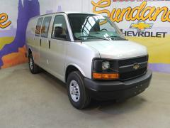 "2012 Chevrolet Express RWD 2500 135"" Car"