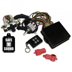 MS-44 Safe & Sound Battery Disconnect -