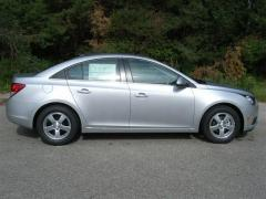 2013 Chevrolet Cruze Sedan 1LT (Automatic) Car