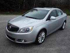 2012 Buick Verano 4dr Sdn Leather Group Car