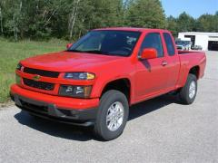 2012 Chevrolet Colorado Extended Cab 4-Wheel Drive