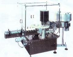 Monobloc Capping Unit, T105 Model