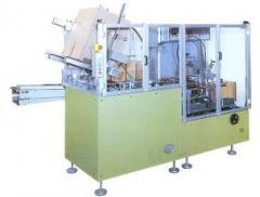 Automatic Case Packer, Model SM87