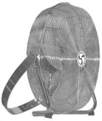 Totally Enclosed Motor High Velocity Low Stand Fan