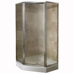 Custom Prestige Framed Neo Angle Door