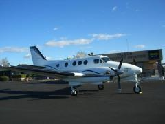 1973 Beech King Air E90