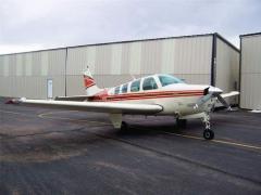 1980 Beech Bonanza A36TC